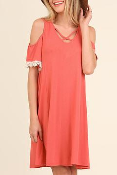 Shoptiques Product: Open Shoulder Dress
