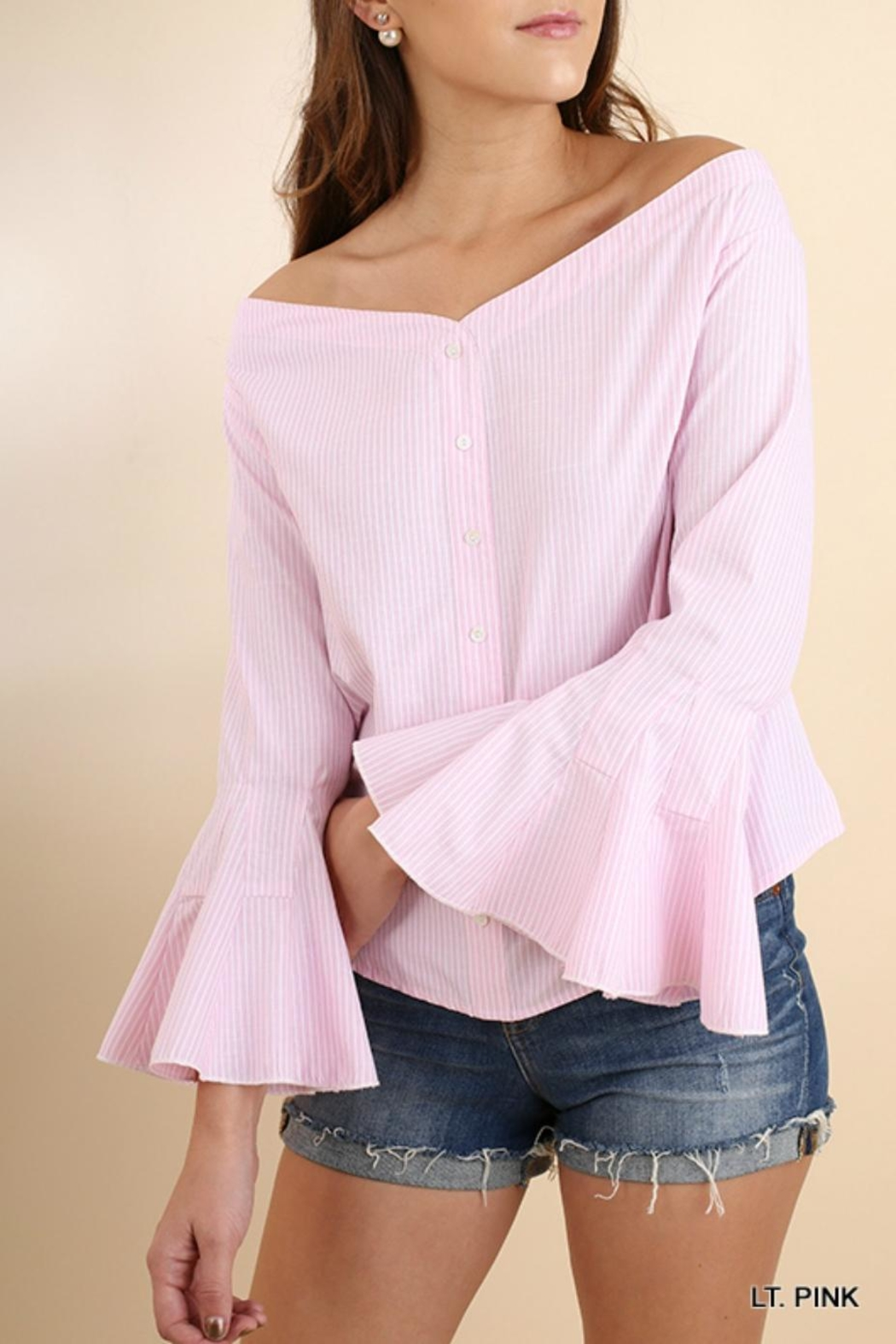 Umgee USA Perfect Pink Poplin - Main Image