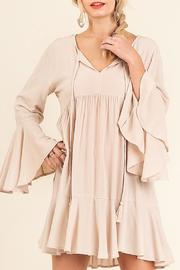 Umgee USA Pleasant Dress - Front cropped