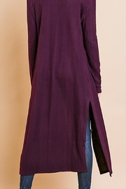 Umgee USA Plum Duster - Side cropped
