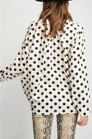 Umgee USA Polka Dot Shirt - Other