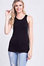 MTS Racer Back Tank - Front cropped