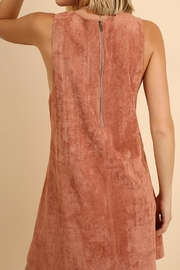 Umgee USA Sexy Suede Dress - Other