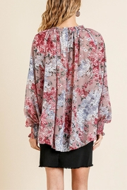 Umgee USA Sheer Floral Top - Other