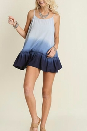 Umgee USA Sleeveless Ombre Tunic - Product Mini Image