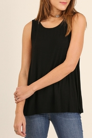 Umgee USA Sleeveless Top - Product Mini Image