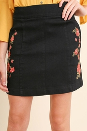 Umgee USA Salli Skirt - Product Mini Image
