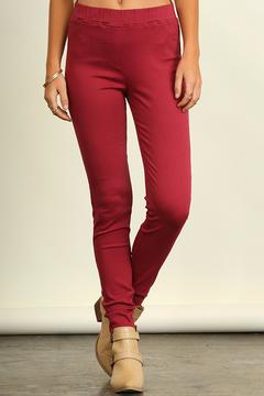 Umgee USA Stretch Cotton Leggings - Product List Image