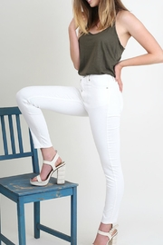 Umgee USA Stretch Skinny Jean - Product Mini Image