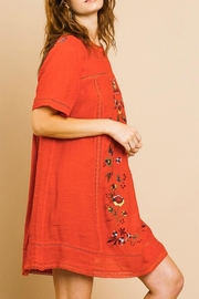 Umgee USA Sunset Embroidered Beauty - Side cropped