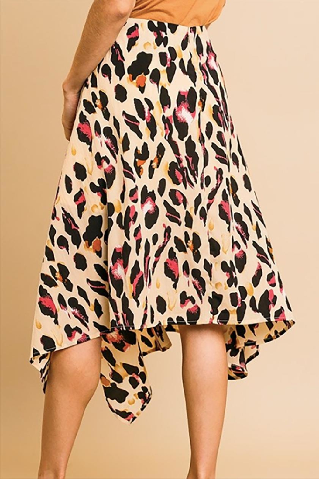 Umgee USA The Alice Skirt - Front Full Image