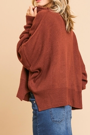 Umgee USA The Brooke Sweater - Front cropped