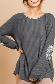 Umgee USA The Frankie Top - Front full body