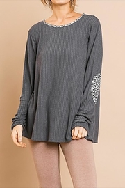 Umgee USA The Frankie Top - Front cropped