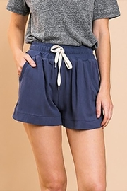 Umgee USA The Louise Shorts - Front cropped