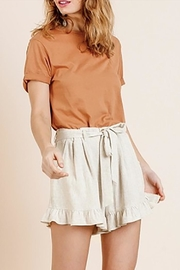 Umgee USA The Mae Shorts - Front cropped