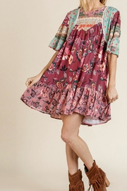 Umgee USA The Michelle Dress - Front cropped