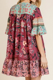 Umgee USA The Michelle Dress - Side cropped