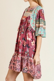 Umgee USA The Michelle Dress - Front full body