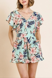Umgee USA The Mimi Romper - Front full body