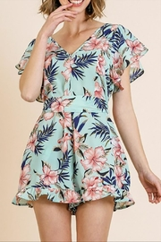 Umgee USA The Mimi Romper - Front cropped