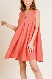 Umgee USA The Montgomery Dress - Front cropped