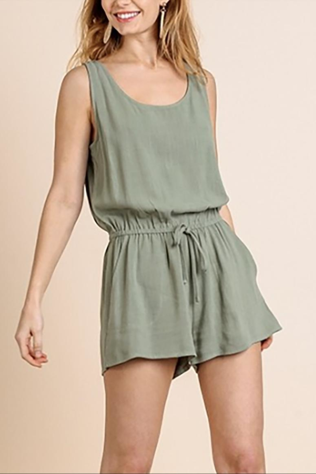 Umgee USA The Sage Romper - Front Full Image