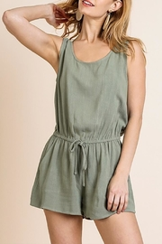 Umgee USA The Sage Romper - Front cropped