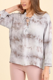 Umgee USA Tie Dye Top - Product Mini Image