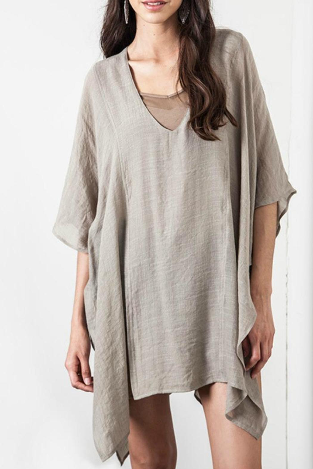 Umgee USA V-Neck Caftan - Main Image