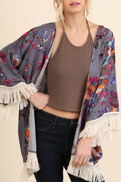 Shoptiques Product: Watercolor Wonder  Kimono
