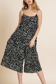 Umgee USA Wide Leg Jumpsuit - Front cropped