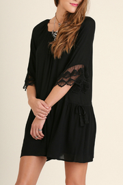 Umgee USA Lady Jane Dress - Front cropped