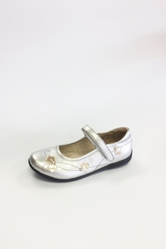 Shoptiques Product: Metallic Mary Jane Shoes
