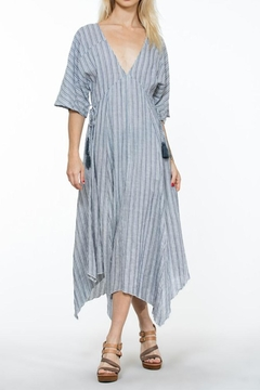 Shoptiques Product: Unbalanced Midi Dress