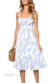 Unbranded Bliss Sun Dress - Product Mini Image