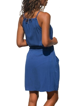 Unbranded Blue Suspender Dress - Alternate List Image