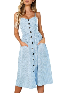 Unbranded Button Down Dress - Product List Image