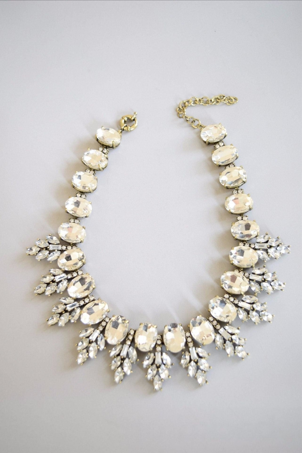 Unbranded Crystal Statement Necklace - Main Image