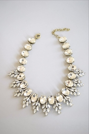 Unbranded Crystal Statement Necklace - Product Mini Image