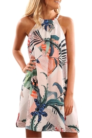 Unbranded Floral Print Dress - Product Mini Image