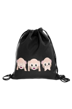 Unbranded Fun Character Backpack - Alternate List Image