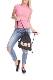 Unbranded Fun Character Backpack - Side cropped
