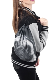 Unbranded Fun Character Backpack - Back cropped
