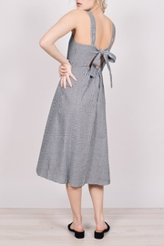 Unbranded Gingham Midi Dress - Other