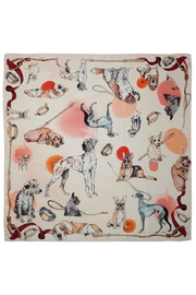 Klements Good Boy Scarf - Front cropped