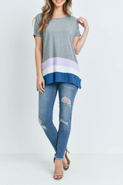 Unbranded Gray Bamboo Top - Other