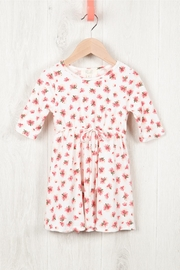 Unbranded Ivory Floral Dress - Product Mini Image