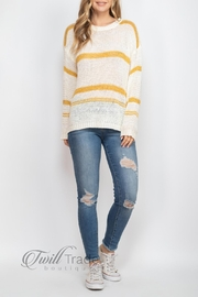 Unbranded Ivory Mustard Sweater - Other