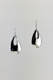 Unbranded Moon-Tears Sterling-Silver Dangle-Easrrings - Product Mini Image